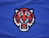 Detroit Tigers Refresh Logo Concept