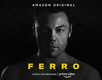 FERRO Amazon Prime Video IT - Communication Campaign