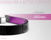 inTouch Diabetes Bracelet