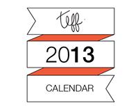 Calendar 2013.