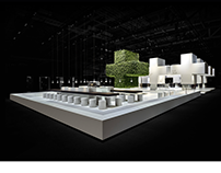 ›Occhio‹ Plus, Light + Building 2014