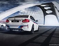 BMW M2, M4GTS Shanghai