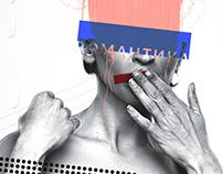 First impression | Digital collage series 2017