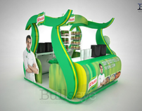 Knorr Soup Booth