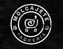 Molcajete Taqueria Logo