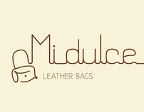 Brand Mi Dulce María, Leather Bags