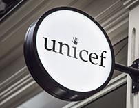 unicef - Conceptual Rebranding