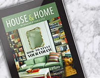 Digital Publishing Suite - House & Home