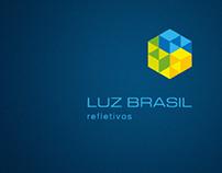 Luz Brasil Refletivos [brand identity]