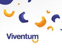 Viventum Branding & logo