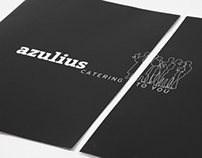 AZULIUS. CATERING TO YOU
