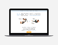 MyBOD Wellness Website