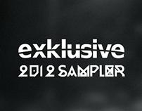 Exklusive 2012 Sampler