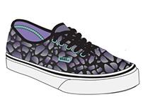 Vans -Deeper- Footwear Design