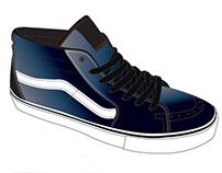Vans -Anole- Footwear Design