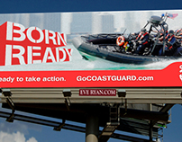 Coast Guard Billboard