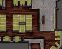 Restaurant Design-Brix Bar and Steakhouse