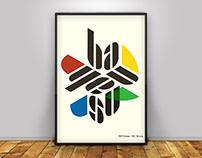 Bauhaus Poster Challenge 02