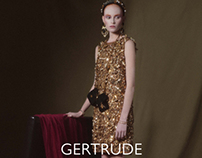 GERTRUDE Editorial Spread for VULTURE Magazine Issue 2