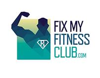 Fix My Fitness Club Logo