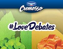 #LoveDebates