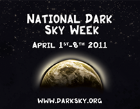 National Dark Sky Week Poster Series