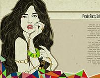 Peridot jewelry website