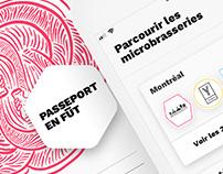 Passeport en fût