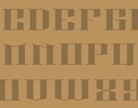 Typefaces Set #01