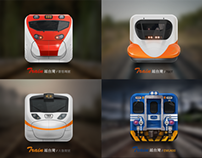 Train越台灣-ICON