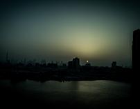 Dubai Skyline 2017