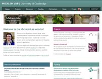 Micklem Lab