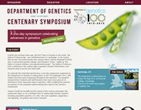 Genetics Centenary