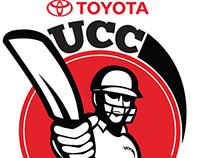 TUCC( University Cricket Championship) Teams Branding
