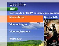 Wind Broadband IPTV Concept