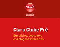 Claro Clube Pré
