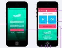AutoAtienda: UI/ UX App Design