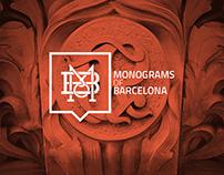 Monograms of Barcelona