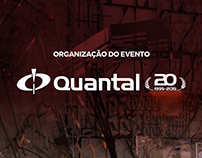 Evento 20 Anos QUANTAL