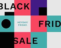 Skagen 2019 Black Friday Sale Animation