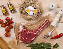 Meat Factory Branding