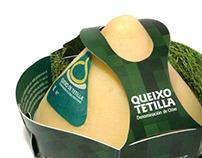 Pack queso tetilla