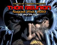 Thor Reunion Summer Jam - August 21, 2010