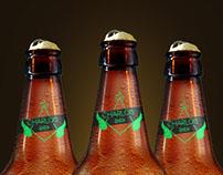 Charlois Bier Branding Identity Mockup