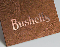 Bushells Coffee Namecard
