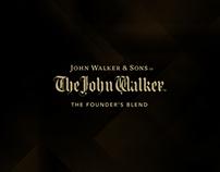 """The John Walker """"Perfect Blend"""""""