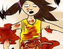 """Short Animation """"IMAJI"""""""