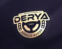 Sürücü Kursu Logo Work