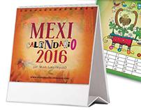 Mexicalendario 2016