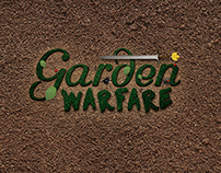 Garden Warfare Logo Game